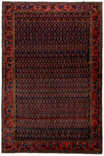 Old Persian Malayer 375x270cm