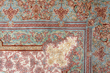 Load image into Gallery viewer, Persian Qum Silk 195x128cm