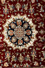 Load image into Gallery viewer, Persian Qum Silk 86x59cm