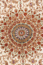 Load image into Gallery viewer, Persian Qum Silk 198x128cm