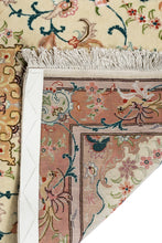 Load image into Gallery viewer, Persian Tabriz Runner 418x86cm