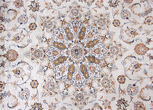 Load image into Gallery viewer, Persian Kashan Silk 194x134cm