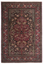 Load image into Gallery viewer, Antique Persian Isfahan 218x138cm