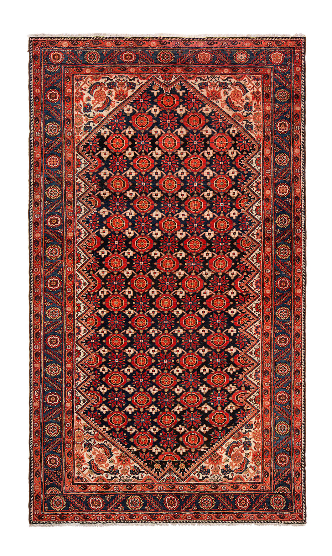 Antique Persian Malayer 282x158cm