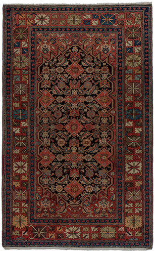 Antique Persian Malayer 197x127cm