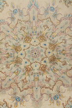 Load image into Gallery viewer, Persian Tabriz 203x203cm - 50 Raj