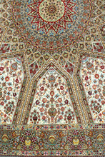 Load image into Gallery viewer, Persian Qum Silk 165x101cm