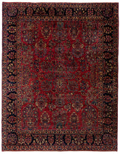 Load image into Gallery viewer, Antique Persian Saruq 340x270cm
