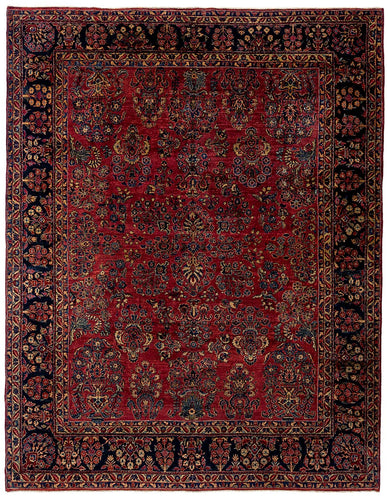 Antique Persian Saruq 340x270cm