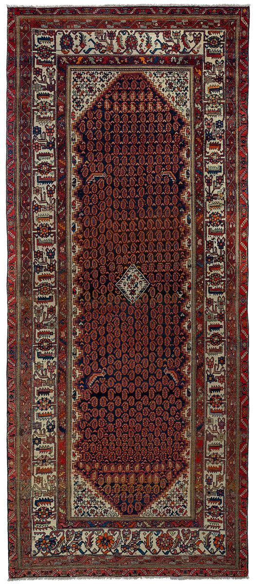 Old Persian Malayer 330x137cm