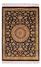 Load image into Gallery viewer, Persian Qum Silk 85x59cm
