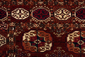 Antique Russian Yamut 303x227cm