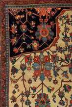 Load image into Gallery viewer, Antique Persian Farahan 193x124cm