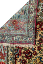 Load image into Gallery viewer, Antique Persian Isfahan 203x140cm