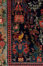 Load image into Gallery viewer, Old Persian Senneh 206x129cm