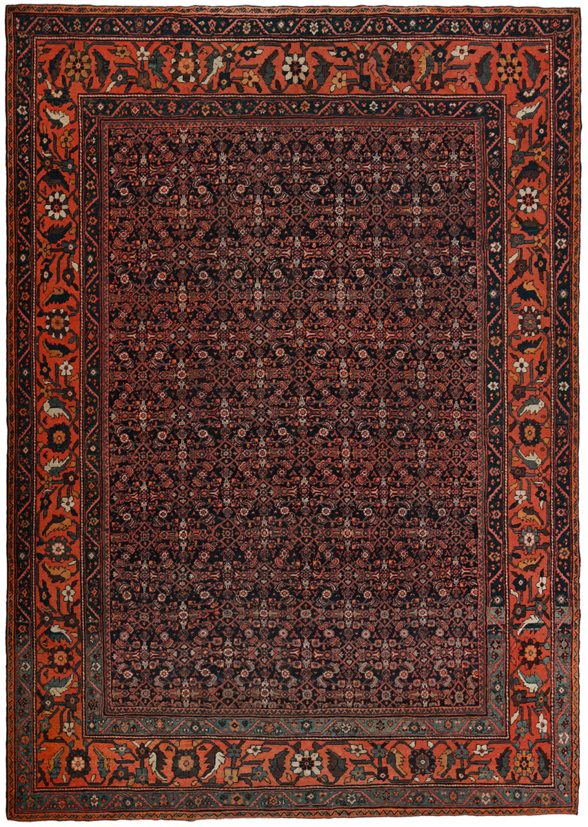 Antique Persian Sultanabad 465x350cm