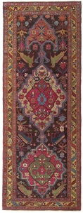 Caucasian Antique/Vintage Runner 330x134cm