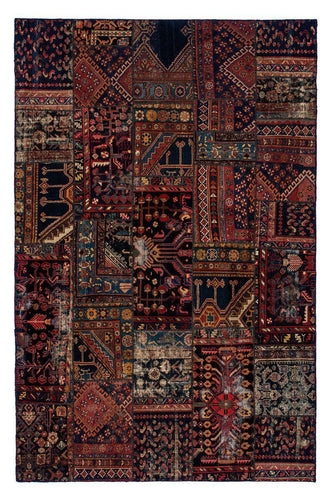 Persian Antique Patchwork 298x197cm