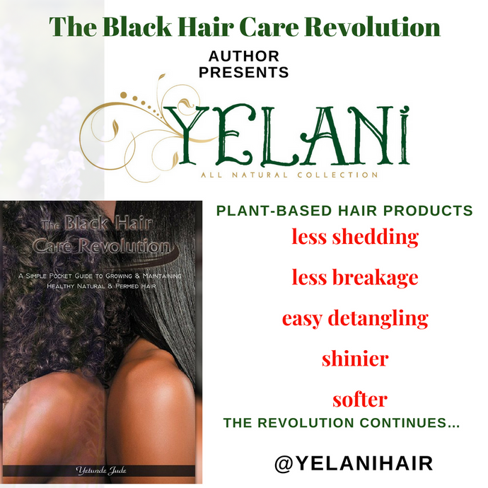 Yelani will be attending Atlanta's Natural Hair Show