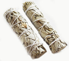 Load image into Gallery viewer, White Sage Smudge Stick - 9""