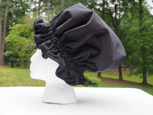 HIDRY Shower Cap - Best Luxury Frizz preventative solution