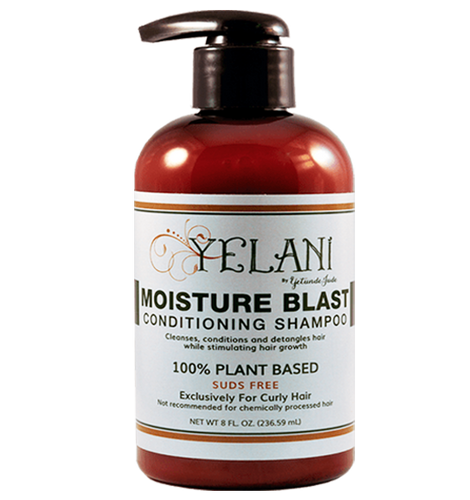 Condition Shampoo for Dry Curly Hair Loss - Yelani