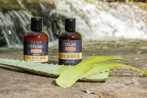 YELANI MEN – BEARD WASH AND SOFTENER