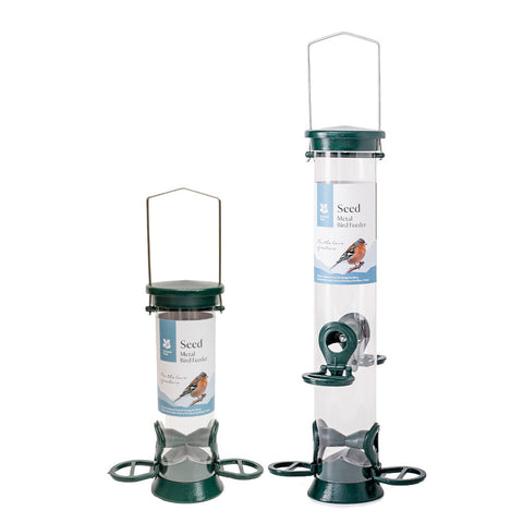 CJ Wildlife Metal Seed Feeder - Gala Wildlife