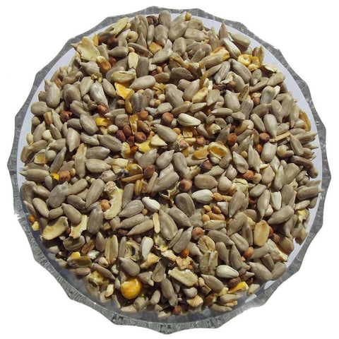 No Mess Bird Seed Mix - Gala Wildlife