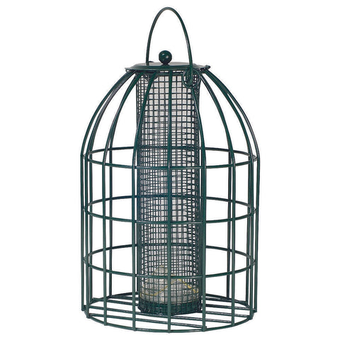 CJ Wildlife Bell Caged Peanut Feeder - GalaWildlife