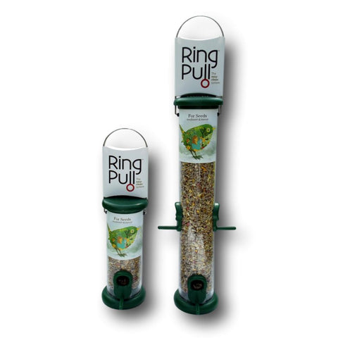 Ring-Pull Easy Clean Seed Feeder - Gala Wildlife