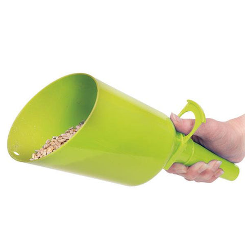 Easy Flow Feeder Scoop - Gala Wildlife