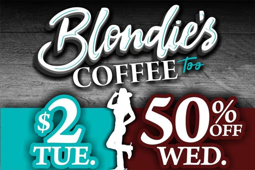 Blondies Coffee Co. WASILLA
