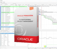 Load image into Gallery viewer, Oracle Primavera P6 Professional Project Management (5% Discount)