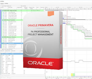 Oracle Primavera P6 Professional Project Management (5% Discount)