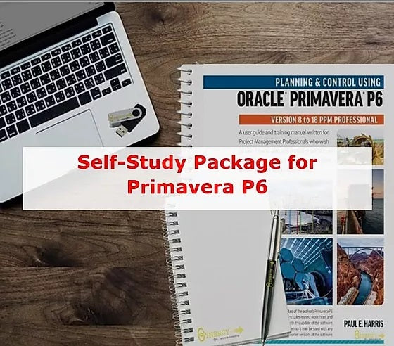 Self-Study Primavera P6 Fundamentals Course