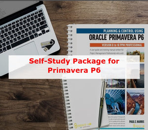 Self-Paced Primavera P6 Study Package
