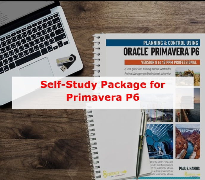 Self-Paced Primavera P6 Study Package (5% Discount)