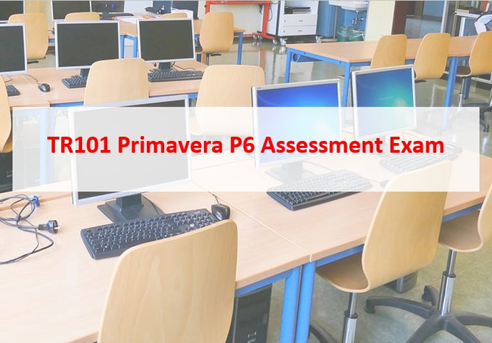 Online Primavera P6 Assessment Exam