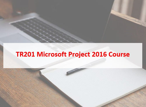 Live Online Instructor-led Microsoft Project 2016 Course (5% Discount)