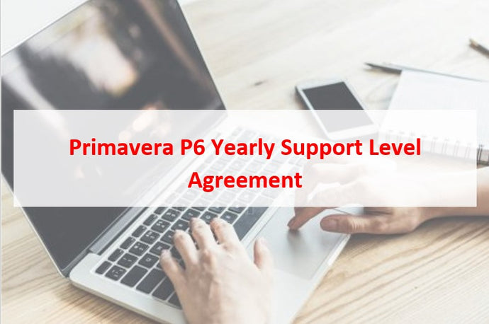 Primavera P6 Yearly Support Level Agreement