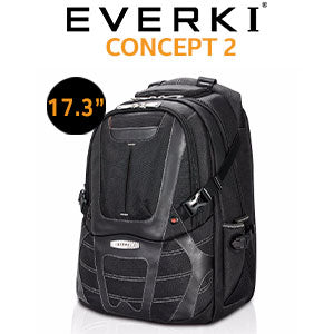 "EVERKI Concept 2 EKP133B 17.3"" Premium Notebook Backpack"