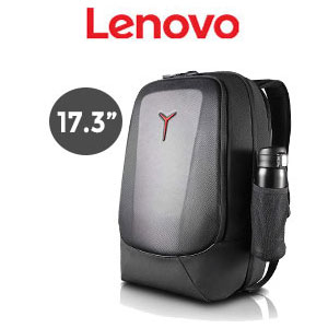 "Lenovo Y Gaming Armored B8270 17.3"" Laptop Backpack"