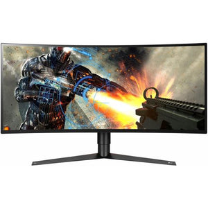 LG 34WN650 34-inch UltraWide Full HD IPS LED | 75Hz | 5ms | Gaming Monitor
