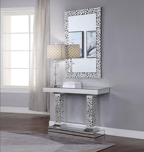KACHINA CONSOLE & MIRROR 2pc SET