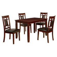 Load image into Gallery viewer, Dininig Table & 4 Side Chairs