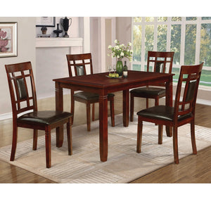 Dininig Table & 4 Side Chairs