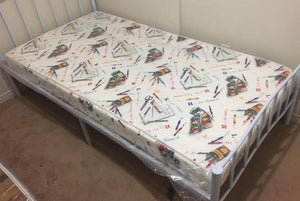 TWIN CRAYON MATTRESS
