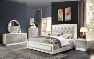 20197EK ALLENDALE EASTERN KING BED 8PC EK - ACME