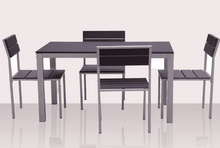 Load image into Gallery viewer, 2001 5pc Dining Room Set